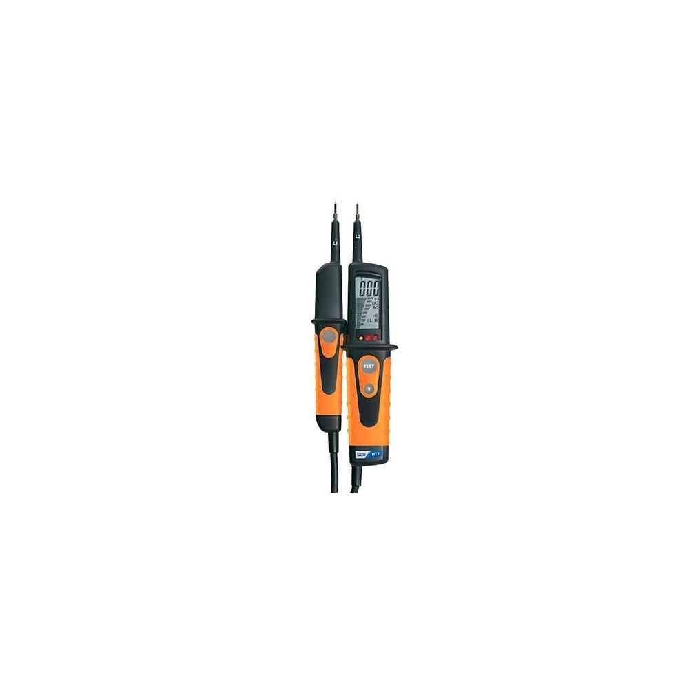 0V Bis 690V Ht-Instruments Ht7 Digitaler Spannungsprüfer Mit Lastzuschaltung
