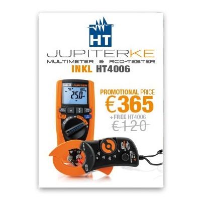 "HTI-Jupiter ""K"" Aktion, HT-Instruments"