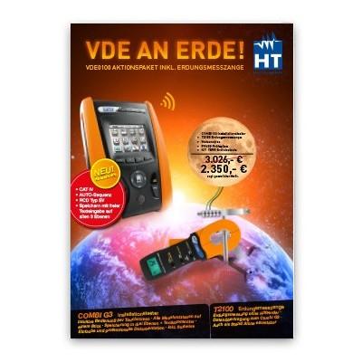 HTI-AKTION VDE AN ERDE!, HT-Instruments