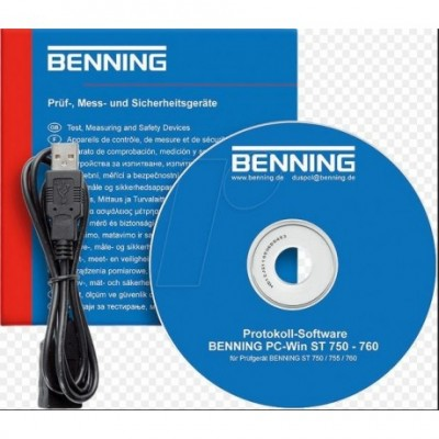 BENNING Software PC-WIN 750-760