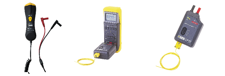 Meta Title-EVU-SHOP.DE | Adapter für Multimeter u. Vielfachmesszangen