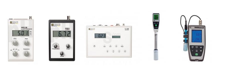 Meta Title-EVU-SHOP.DE | Elektrochemische Messungen